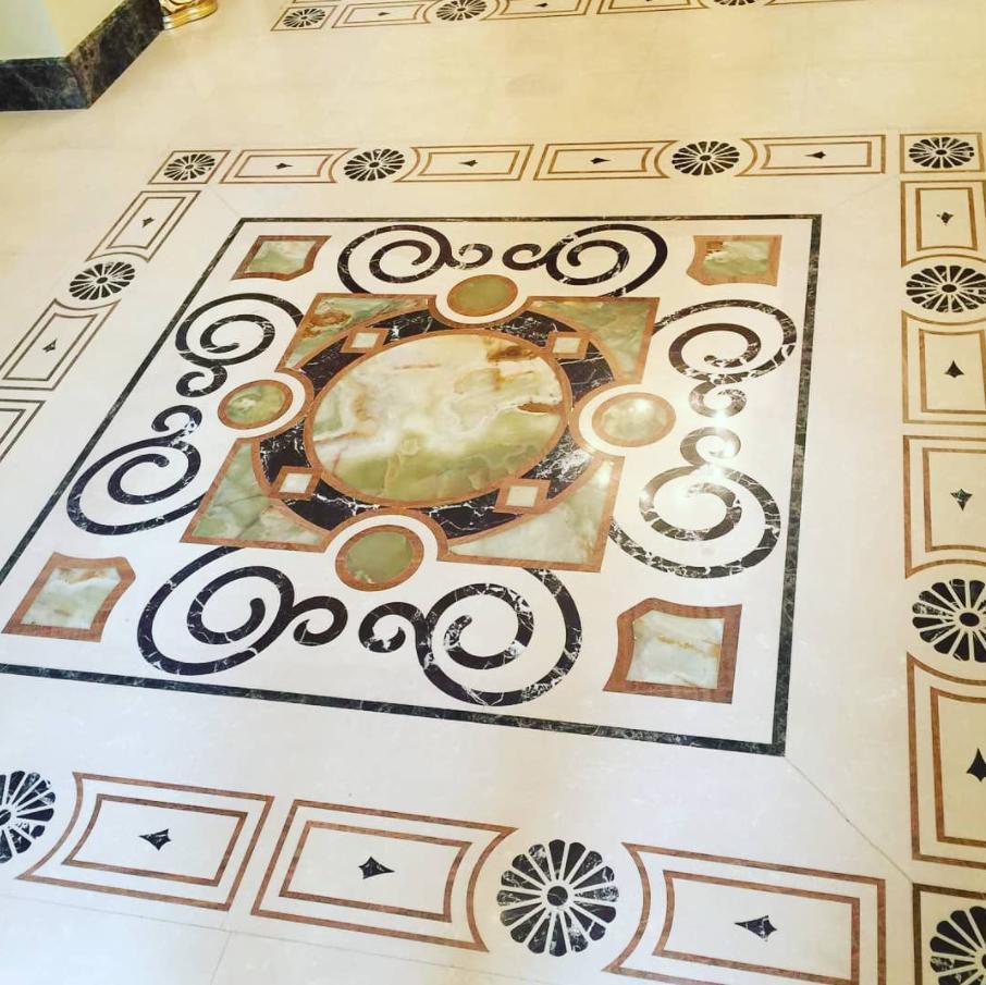 Ob als Mosaik für den Wandbelag, Flur, in Wohnräumen, der Küche oder im Nassbereich